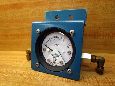 Parker Finite Filter Kbdpi-25 Diff. Pressure Gauge Kbdpi25