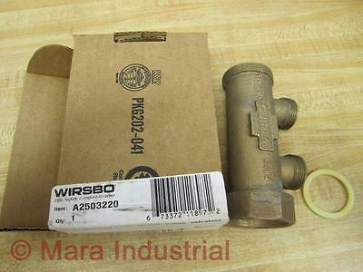 Wirsbo A2503220 Manifold 1 14 2 Loop. Valveless