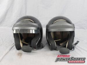 Honda A12 Service >> Honda GL1800 Goldwing Bell Helmets Honda Communication System Headsets 415137 | eBay