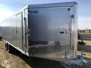 2017 High Country HES101X22 Enclosed Snowmobile Trailer