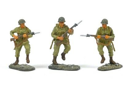W Britain 17596 Strike Attack Set WWII 1/30 Scale Collectible Toy Soldiers