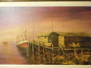 PAINTING FISHING BOAT Kawartha Lakes Peterborough Area image 2