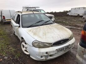 Ford Mondeo diesel 1999 year parts Spare Parts