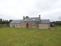 4 Bedroom Country Cottage with Stable and Manage - FOR SALE