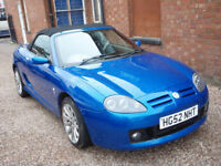 MG TF SPRINT GTI-6 (blue) 2002