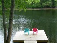 MUSKOKA WATERFRONT now BOOKING FOR FALL SEPT-OCT