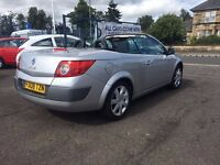 CAR FINANCE SPECIALISTS Renault MEGANE DYNAMIQUE VVT