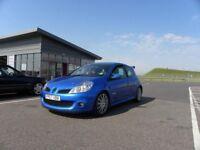 Renaultsport clio 197 trackday track car
