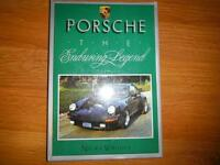 Porsche: The Enduring Legend Hardcover Enthusiasts' Book 1990