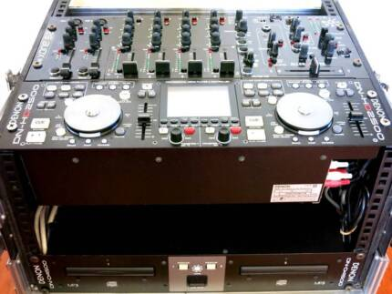 Denon HD2500 Controller w/ Hard Drive + spare + DN4500 CD Players Frenchs Forest Warringah Area Preview