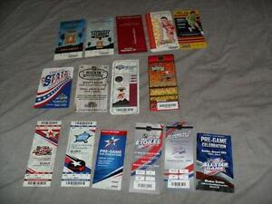 NHL AS Game Tickets & NBA AS Game Tickets Lacrosse Carter