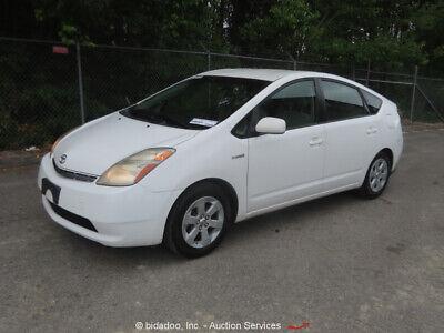 2007 Toyota Prius Compact Sedan Hybrid Technology Touch Screen 61K Miles bidadoo