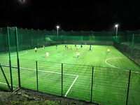 """FOOTIE PLAYER needed for """"occasional games"""" near Highbury-Islington tube on Mondays, kick-off 7pm"""