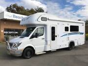 2016 Jayco Conquest MS25-1 Motorhome Valentine Lake Macquarie Area Preview