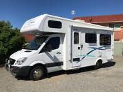 2012 Winnebago Ceduna, Mercedes-Benz Motorhome Valentine Lake Macquarie Area Preview