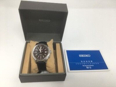 【EMS】SEIKO 5 Sports SARG007 Automatic Mens Watch Made in Japan Free Shipping