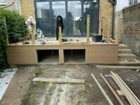 Building team, renovating refurbished