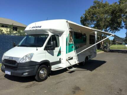 2013 Avida (Winnebago) Esperance, Slide Out Valentine Lake Macquarie Area Preview
