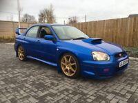 *** Subaru Impreza sti prodrive 58k 1 owner swap px car van ***
