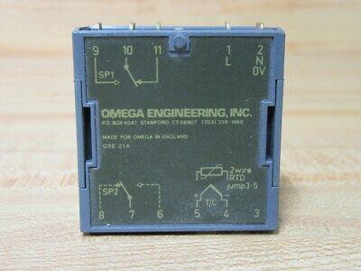 Omega 094060 2 Wire Rtd Jump