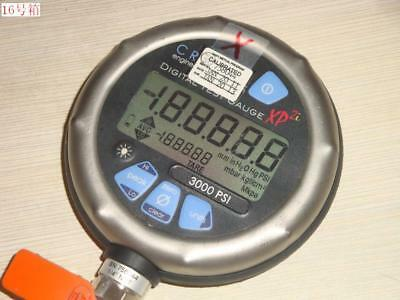 No Response Ametek Crystal Xp2i Digital Pressure Gague Calibrator 3000psi