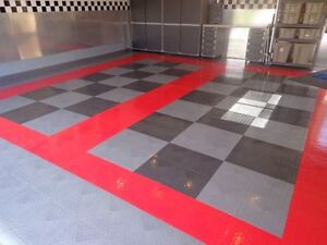 Epoxy Flooring, Acid Stain, Garage, Basements & Driveways Edmonton Edmonton Area image 1