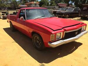 Holden HJ HX HZ V8 Ute Wrecking West Swan Swan Area Preview