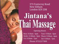 Deep Tissue & Traditional Thai Massage