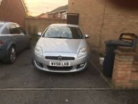 Fiat bravo 12 months MOT 2 keys service history not ford,vw Vauxhall