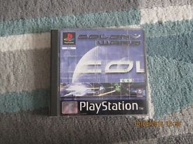 PS1 Colony Wars - Very Good Condition, Collection Only