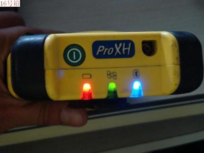 Trimble Gps Pathfinder Proxh Receiver Wo Battery And Data Cable