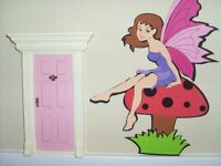 """ll FAIRY DOORS AND FAIRY DRESS UP"