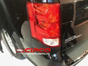 2014 2015 2016 Dodge Caravan Left Driver, Right Passenger Side OE, OEM Back Tail Light, Tail Lamp Assembly Replacement