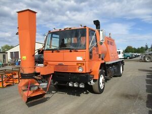 1989 Freightliner Jet Vac Truck at Auction