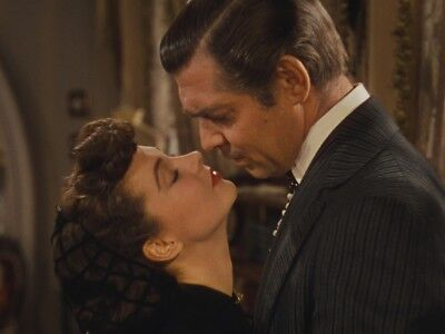 RARE 16mm Feature: GONE WITH THE WIND (FUJI COLOR) CLARK GABLE / VIVIEN LEIGH
