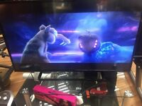 """Panasonic 50"""" Full HD Freeview 1080p LED TV Complete with Remote control 3x HDMI"""