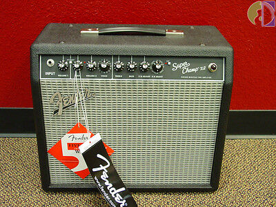 Fender Super Champ X2 Electric Guitar Tube Amplifier Combo, Free Shipping USA!