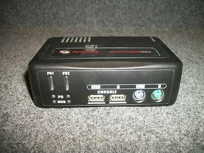 AVOCENT SWITCHVIEW MM2 2SVPUA20 2-Port PS/2 2.0 USB KVM