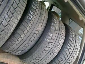 4 Gilsaved winter tires:235/55R17