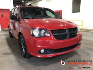 2015 Dodge Grand Caravan SXT - BLACK TOP - ST
