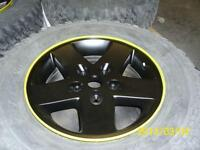 Rim refinishing factory finish or custom $399+tax (set of 4)