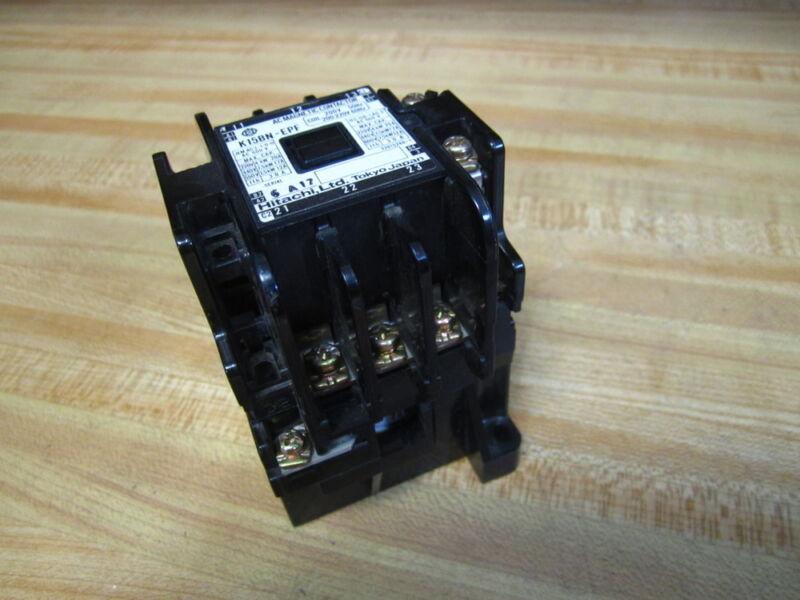 Hitachi K15BN-EPF AC Magnetic Contactor