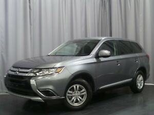 2018 Mitsubishi Outlander ES 4WD*Local Vehicle/Accident Free*