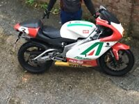 Stunning Aprilia rs 125 for sale