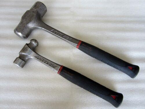 MAC Tools 16oz Ball Peen & 64oz Sledge Hammer Anti-Vibe SH4AV BH16AV