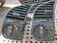 Bmw e36 Headlight & fog light swich