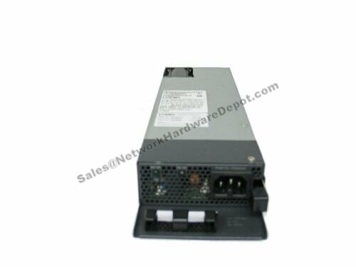 Cisco PWR-C2-1025WAC AC Power Supply for 3650/2960XR Switches - 1 Year Warranty