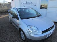 FORD FIESTA FINESSE 16V (silver) 2004
