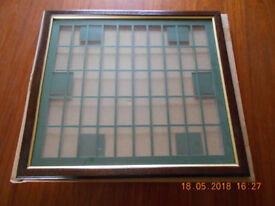 Cigarette Card Display Frames