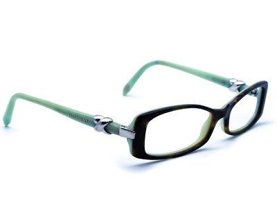 d5d49c172013 Tiffany   Co. Eyeglasses TF 2016 8134 Tortoise Blue Green Frame Italy 51